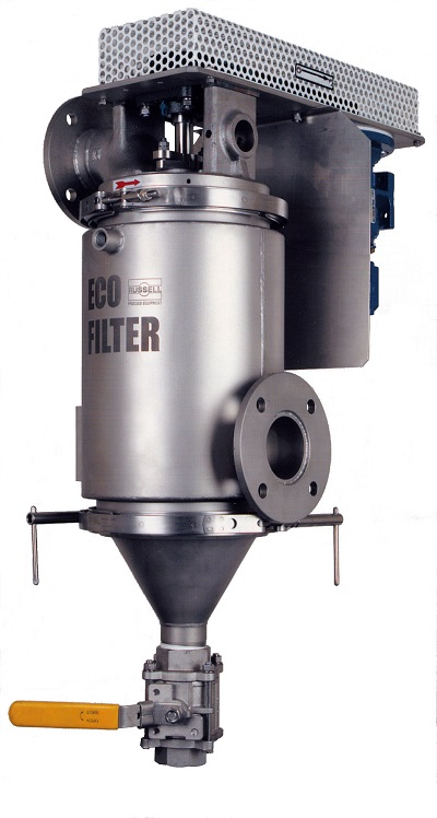 Automatic Self Cleaning Strainers | Russell Finex