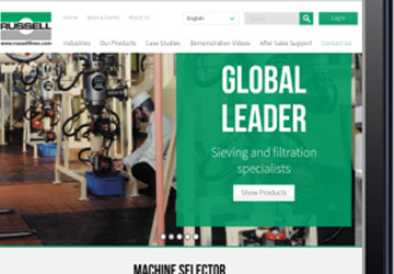 russell-finex-new-website-launch