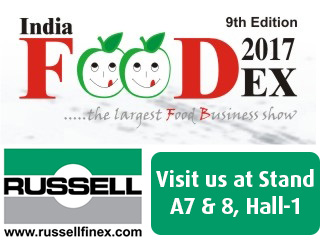 russell finex at foodex