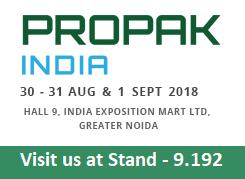 ProPak-India-2018- G.Noida
