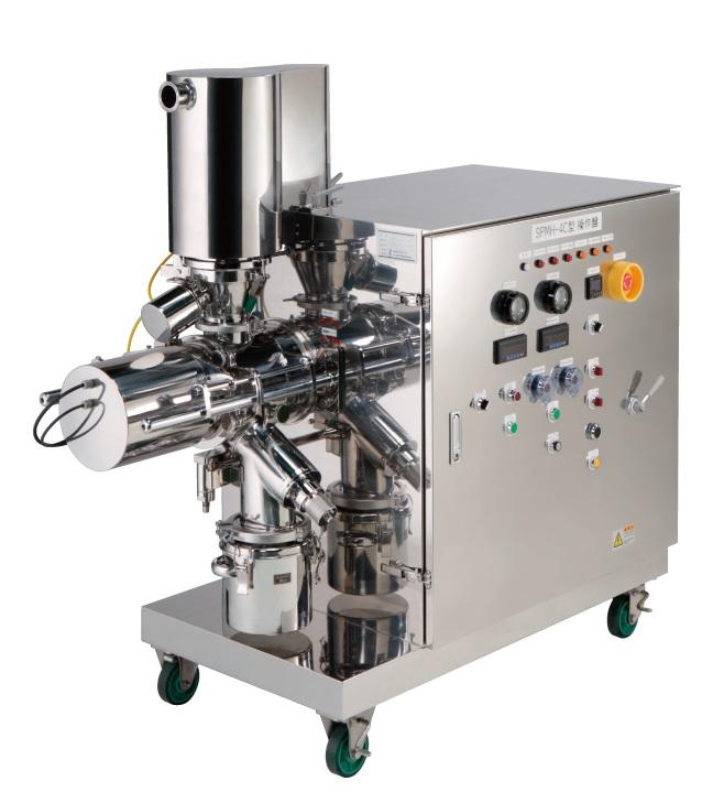 High shear mixing equipment